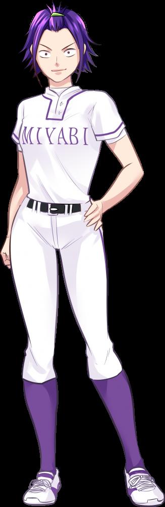 女子野球でピッチャーをやっている女子高生。皮肉屋で言動が嫌味っぽい